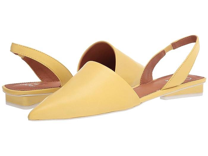 Franco Sarto  GRAYDON by SARTO (Lemon) Womens Flat Shoes
