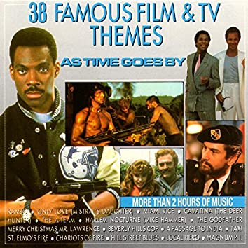 Famous Film & TV Themes - As Time Goes By - 38 Themes