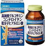 高純度グルコサミンコンドロイチン低分子ヒアルロン酸 270粒