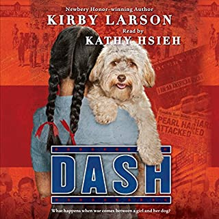 Dash audiobook cover art