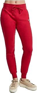 Women's Metallic Foil Horseshoe Jogger Sweatpants
