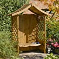 Timber Tenbury Arbour OGD041