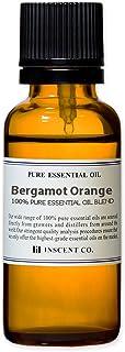 アロマ ブレンド ベルガモットオレンジ 30ml インセント エッセンシャルオイル アロマオイル