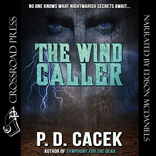 The Wind Caller audiobook cover art
