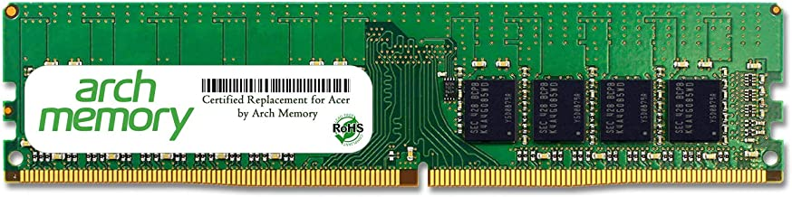 Arch Memory 16 GB 288Pin DDR4 UDIMM RAM for Acer Aspire TC-780-ACKI5