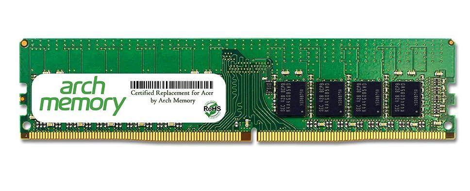 真夜中ゆるく長さ16?GB認定for Acer RAM | Aspire TCシリーズモデルtc-780-acki3アップグレードbyアーチメモリ