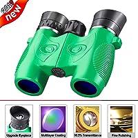 Beiko BKWYJ34 10x Shockproof Binocular for Kids (Green)