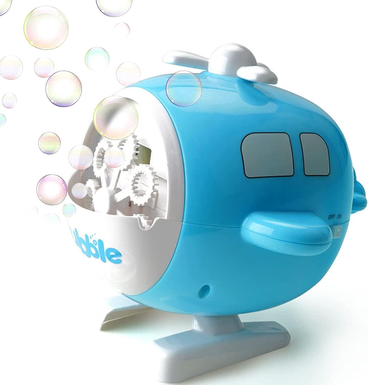 Bubble Machine,Bubble Blower 500+ Bubbles Per Minute, Bubble Mac