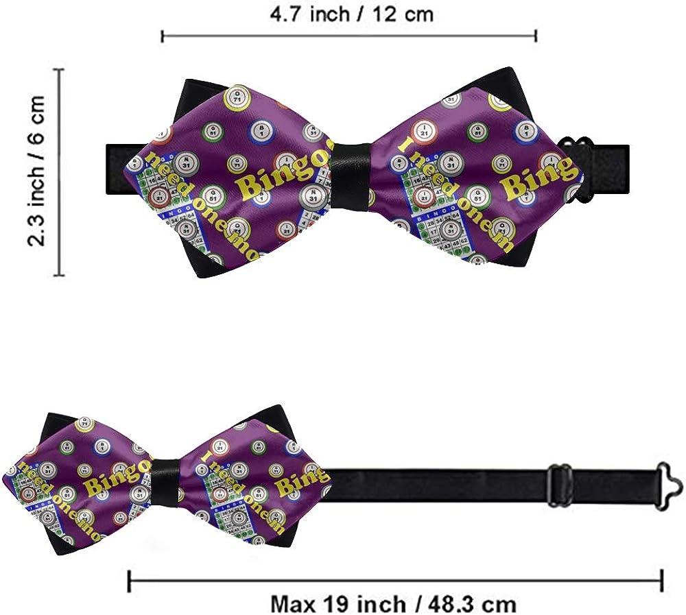 Men's Creative Bowtie Gift, Adjustable Bowties Wedding Concert Festival Necktie