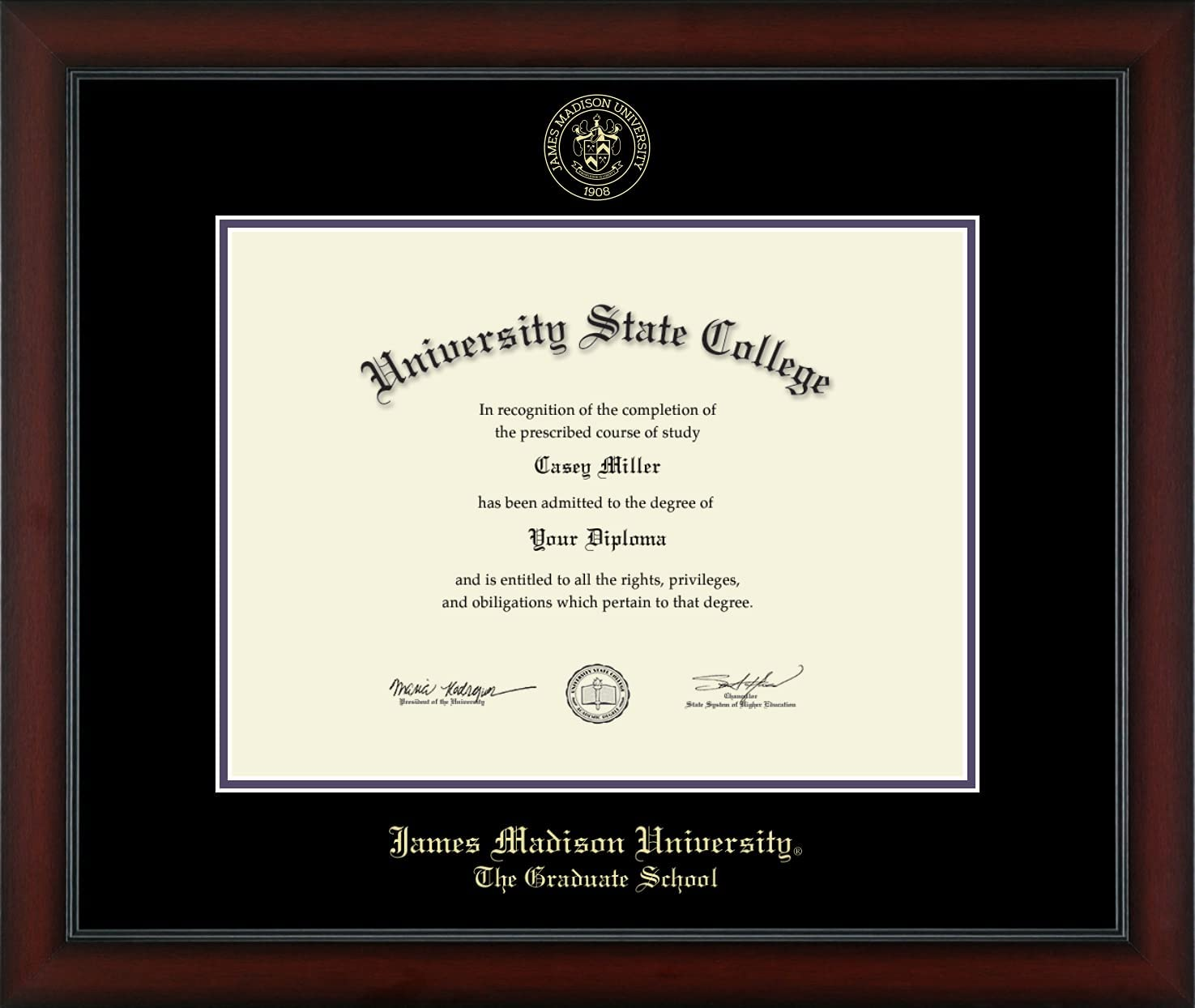 James Madison University Milwaukee Mall 35% OFF The Graduate Officially School Licens -