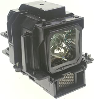 Brand New Replacement Module Installed with USHIO Factory Original NSHA Lamp Inside and Generic Housing To Fit NEC VT75LP, CASIO LV-LP24 and SMART BOARD 01-00161