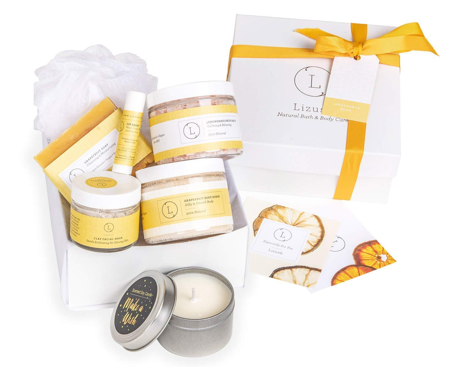 Bath Gift Box Cheer Up Package Care 55% OFF Special sale item Natural se Relaxation