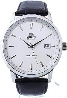 ORIENT Men's Quartz Silver dial Watch SER27007W0 (Made in Japan)