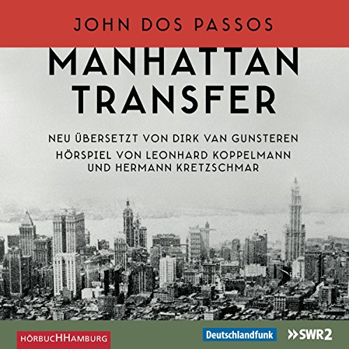 Couverture de Manhattan Transfer