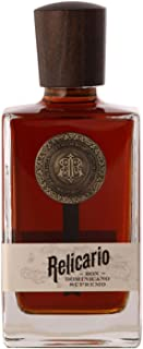 Ron Relicario Supremo , Premium-Rum 40% vol. 10 - 15 Jahre gereift, stammt aus der Dominikanischen Republik 1 x 0.7 l