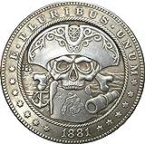 Rare Antique USA United States 1881 CC Hobo...