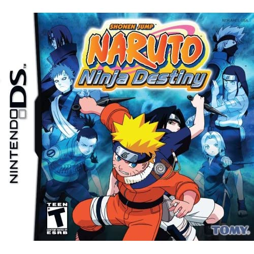 Amazon.com: Naruto: Ninja Destiny - Nintendo DS: Artist Not ...