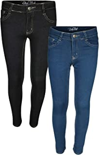 Real Love Girls Skinny Jeans (2 Pack)