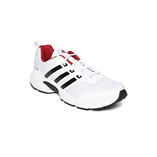 3ed64542ebac Adidas White Sports Shoes  Buy Adidas White Sports Shoes Online at ...