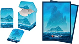 Ultra Pro Unstable Lands Avon Island Pro 100+ Deck Box with 100 Sleeves