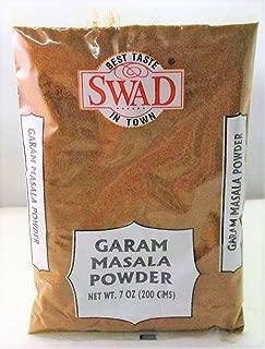 Swad Spice Garam Masala Powder, 7 Ounce (Limited Edition)
