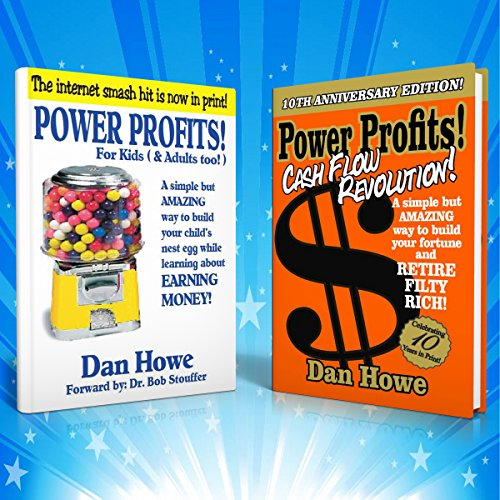 Power Profits Vending: 2-for-1 Combo Offer      Power Profits + Power Profits Cash Flow Revolution              By:                                                                                                                                 Dan Howe                               Narrated by:                                                                                                                                 Rich Grimshaw                      Length: 3 hrs and 28 mins     1 rating     Overall 5.0