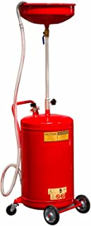CHIEN RONG CR 20 Gallon Waste Oil Drain Tank Air 3198 Operated Drainer Oil Change