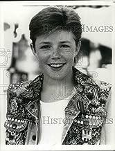 Historic Images - 1987 Press Photo Actor Mackenzie Astin