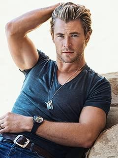 Chris Hemsworth 24X36 New Printed Poster Rare #TNW760595