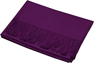 Cckuu Ladies/Women Synthetic Pashmina Cashmere Winter Party Gift Scarve Shawl