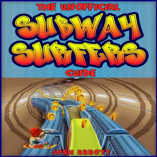 Subway Surfers Game Guide audiobook cover art