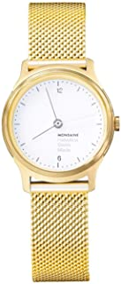 Mondaine - Helvetica Light, Reloj en Acero Inoxidable para Mujer, MH1.L1111.SM, 26 MM