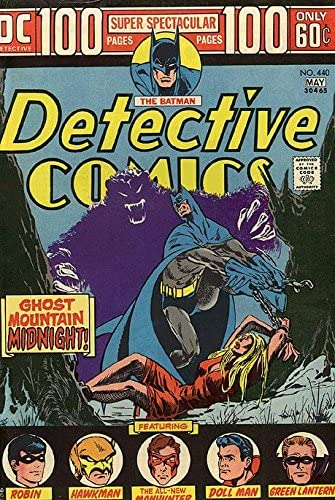 Detective half Comics Max 65% OFF 1937 series #440