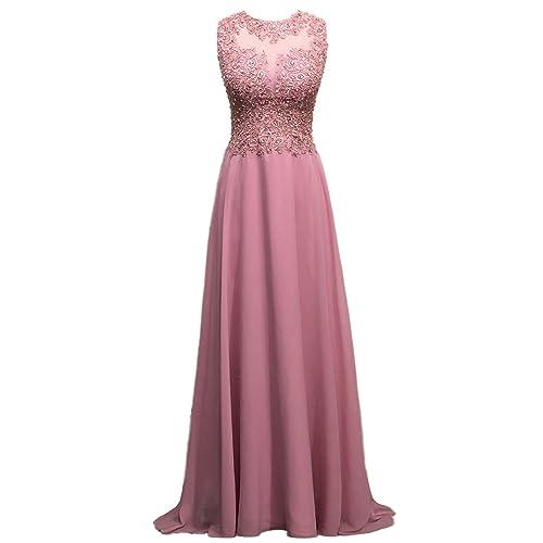 Details zu Spitzenkleid Abendkleid mit Tüllrock und Spitze ...