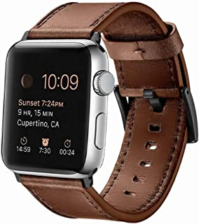 Best iwatch sport leather band Reviews