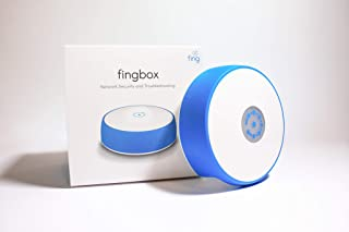 Fingbox Home Network Monitoring, Security & Control - Stop Intruders & Hackers, Control Screen Time, Get Internet Performance Reports & Automate Your Connected Home. Now on IFTTT & Google Assistant.