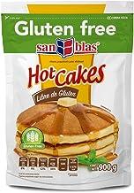 San Blas Harina Preparada para Hot Cakes, Gluten free, 900 g