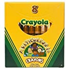 Multicultural Crayons Lrg 8-pk [Set of 3]