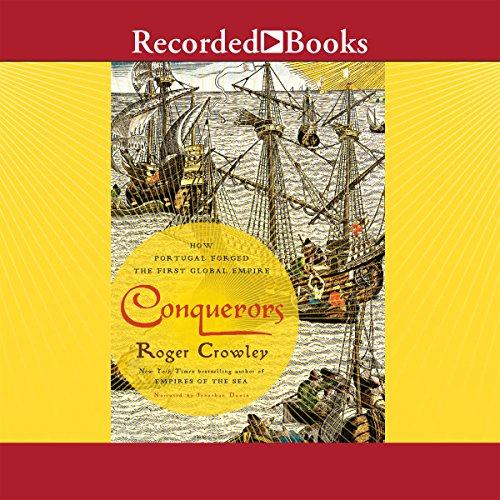 Conquerors cover art