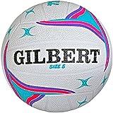 Gilbert APT Ballon d'entraînement pour Femme Violet Taille 5
