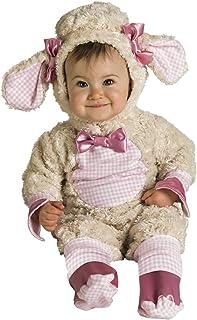 Rubies - Disfraz de oveja para niños, talla bebé 1-2 años