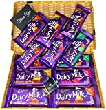 Cadbury Chocolate Bar Selection of Irish Cadbury, 12 Bars of The Creamiest and Milkiest Tasting in a...