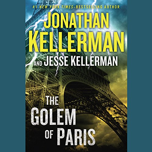 The Golem of Paris audiobook cover art