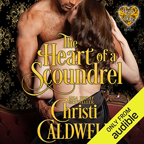 The Heart of a Scoundrel audiobook cover art
