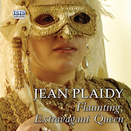 Flaunting, Extravagant Queen audiobook cover art