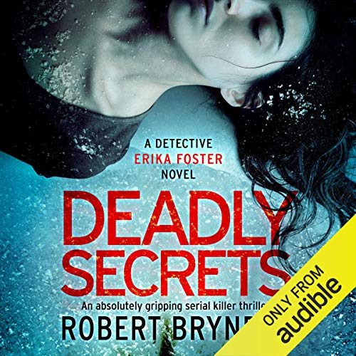 Deadly Secrets audiobook cover art