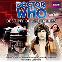 Doctor Who: Destiny of the Daleks (4th Doctor TV Soundtrack) by Nation, Terry on 05/11/2012 unknown edition