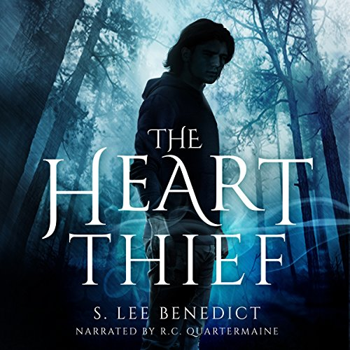 The Heart Thief audiobook cover art