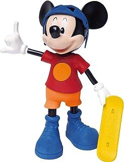 Boneco e Personagem Mickey Radical 5 Frases 31 Cm, Elka, Multicor