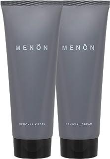 医薬部外品 MENON 除毛クリーム メンズ 220g×2本セット 約4カ月分 薬用 Vライン ボディ用 男性用